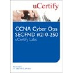 CCNA Cyber Ops SECFND #210-250 uCertify Labs Student Access Card