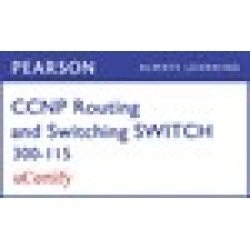 CCNP R & S SWITCH 300-115 Pearson uCertify Course Student Access Card
