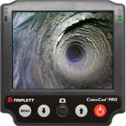 Triplett 8125 Cobra Cam Pro Inspection Camera with Detachable Screen