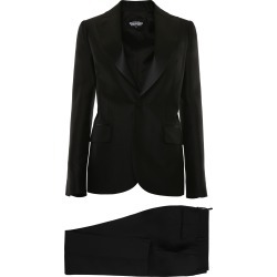 DSQUARED2 SUIT 42 Black Wool, Silk found on Bargain Bro Philippines from Coltorti Boutique for $595.95