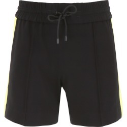 KENZO SHORTS WITH SIDE BANDS 34 Black, Yellow found on Bargain Bro India from Coltorti Boutique US for $121.55