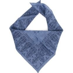 THOMAS MASON PRINTED WATSON SCARF OS Blue, Light blue Linen found on Bargain Bro Philippines from Coltorti Boutique EU for $135.22