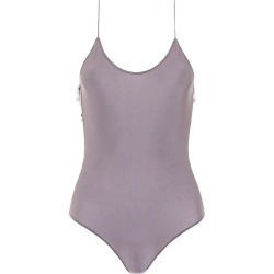 OSÉREE SWIMSUIT WITH LACE L Grey found on Bargain Bro India from Coltorti Boutique US for $130.20