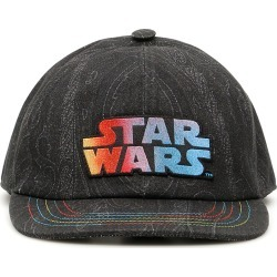 ETRO STAR WARS BASEBALL CAP L/XL Black, Grey Cotton found on Bargain Bro India from Coltorti Boutique EU for $156.00