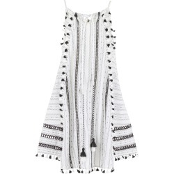 DODO BAR OR JANELLE DRESS M White, Black Cotton found on Bargain Bro India from Coltorti Boutique US for $223.85
