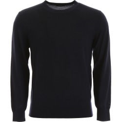 Z ZEGNA SHAVED KNIT WOOL PULLOVER S Blue Wool found on MODAPINS from Coltorti Boutique US for USD $158.90