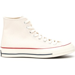 CONVERSE CHUCK 70 HI-TOP SNEAKERS 8 Red Cotton found on MODAPINS from Coltorti Boutique for USD $102.51