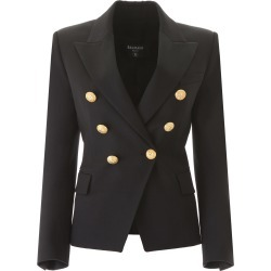 BALMAIN DOUBLE-BREASTED BLAZER 36 Black found on MODAPINS from Coltorti Boutique US for USD $1606.00