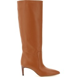 PARIS TEXAS NAPPA KNEE BOOTS 36 Brown, Beige Leather found on MODAPINS from Coltorti Boutique EU for USD $760.50