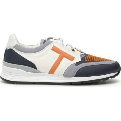 TOD'S MULTICOLOR SNEAKERS 8 Black found on MODAPINS from Coltorti Boutique for USD $419.38