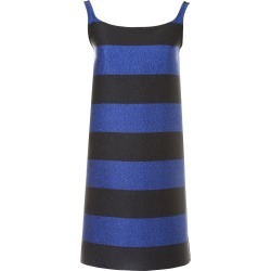 GIANLUCA CAPANNOLO NADINE LUREX DRESS 42 Blue, Black Silk found on Bargain Bro Philippines from Coltorti Boutique for $293.98