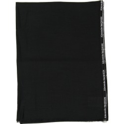 ALEXANDER MCQUEEN SILK AND CASHMERE SCARF OS Black Silk, Cashmere found on Bargain Bro India from Coltorti Boutique EU for $513.50