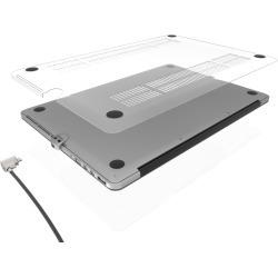 MacBook Pro Retina Lock and Protective Case Bundle