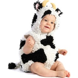 Baby Cow Infant Toddler Halloween Costume