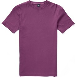 Cotton Traders Short Sleeve Base Layer Top in Purple found on Bargain Bro UK from Cotton Traders