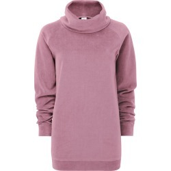 Cotton Traders Women's Velour Cowl Neck Tunic in Purple found on Bargain Bro UK from Cotton Traders