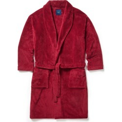Cotton Traders Fleece Dressing Gown in Red found on MODAPINS from Cotton Traders for USD $35.58