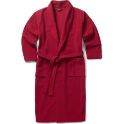 Cotton Traders Fleece Dressing Gown in Red found on MODAPINS from Cotton Traders for USD $16.52