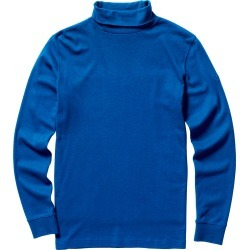 Cotton Traders Roll Neck Top in Blue found on Bargain Bro UK from Cotton Traders