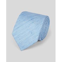 Linen Silk Plain Classic Tie - Sky Size OSFA by Charles Tyrwhitt found on Bargain Bro UK from charles tyrwhitt shirts eu