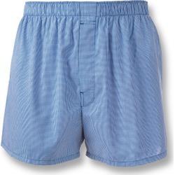 Micro Grid Woven Boxers - Royal Blue Size Medium by Charles Tyrwhitt found on Bargain Bro UK from charles tyrwhitt shirts eu