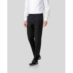 Dinner Suit Trousers - Black Size W76 L81 by Charles Tyrwhitt found on Bargain Bro UK from Charles Tyrwhitt (AU)