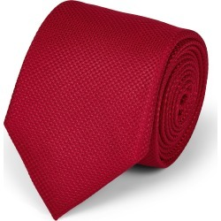 Silk Stain Resistant Classic Tie - Red Size OSFA by Charles Tyrwhitt found on Bargain Bro UK from charles tyrwhitt shirts eu