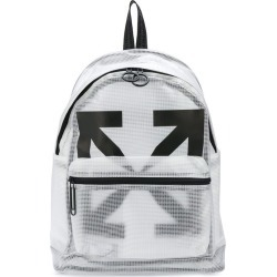 OFF-WHITE Printed PVC backpack found on Bargain Bro Philippines from DELL'OGLIO SPA for $715.00