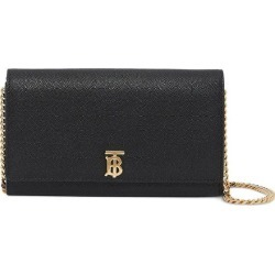 BURBERRY Hannah leather bag found on MODAPINS from DELL'OGLIO SPA for USD $936.00