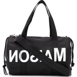 MM6 MAISON MARGIELA Printed nylon duffle bag found on MODAPINS from DELL'OGLIO SPA for USD $637.00