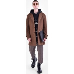 ORIGINAL VINTAGE Wool blend coat found on Bargain Bro India from DELL'OGLIO SPA for $360.10