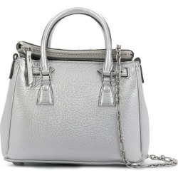 MAISON MARGIELA Metallic leather bag found on MODAPINS from DELL'OGLIO SPA for USD $1625.00