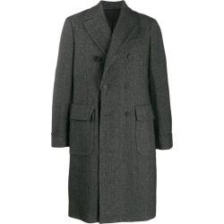 DELL'OGLIO Herringbone wool blend coat found on Bargain Bro India from DELL'OGLIO SPA for $647.40