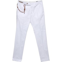 Berwich - morello pants with keychain 48 found on MODAPINS from Di Pierro for USD $78.47