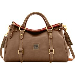 Dooney & Bourke Florentine Medium Satchel, Grey found on Bargain Bro Philippines from Dooney & Bourke for $398.00