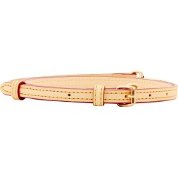 Dooney & Bourke Replacement Straps Shoulder Strap 2 Part Crossbody Narrow with Dog Hook, White