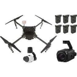 DJI Matrice 100 Custom Remote Inspection & Surveillance Drone.