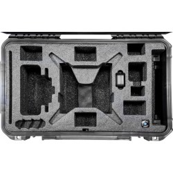 CasePro DJI Phantom 4 / Phantom 4 Pro Carry-On Hard Case