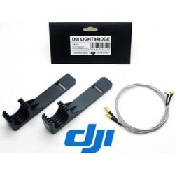 DJI LightBridge Air System Antenna Extension and Panel Antenna Holder
