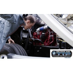 ASE Technician Test Preparation 2.0: Medium/Heavy Duty Truck Electronic Diesel Diagnosis (L2)