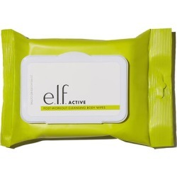 e.l.f. Cosmetics Post-Workout Cleansing Body Wipes - Cruelty-Free Makeup found on Makeup Collection from e.l.f. cosmetics uk for GBP 4.91