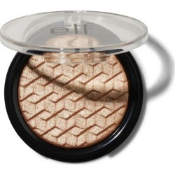 e.l.f. Cosmetics Metallic Flare Highlighter in 24K Gold - Vegan and Cruelty-Free Makeup found on Makeup Collection from e.l.f. cosmetics uk for GBP 6.68