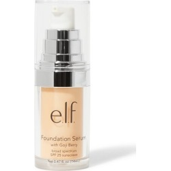 e.l.f. Cosmetics Beautifully Bare Foundation Serum Spf 25 in Fair & Light - Vegan and Cruelty-Free Makeup found on Makeup Collection from e.l.f. cosmetics uk for GBP 4.68