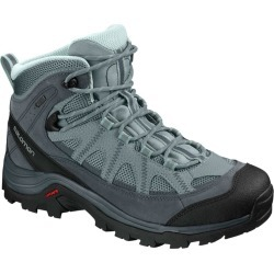 Salomon Women's Authentic Ltr Gtx Waterproof Mid Hiking Boots - Size 8 found on Bargain Bro Philippines from Eastern Mountain Sports for $112.00