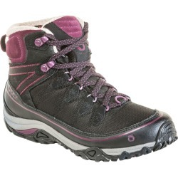 Oboz Women's 6 In. Juniper Insulated Waterproof Mid Hiking Boots - Size 8.5 found on Bargain Bro Philippines from Eastern Mountain Sports for $155.00