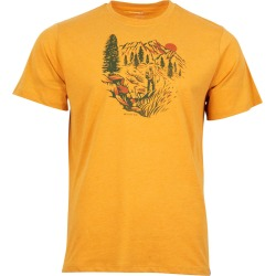 United By Blue Men's Passing Through Short-Sleeve Tee - Size S