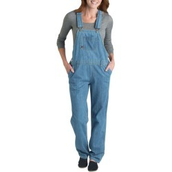 Dickies Women's Relaxed Fit Straight Leg Bib Overall found on Bargain Bro India from Eastern Mountain Sports for $26.97