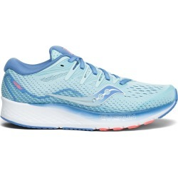 Saucony Women's Ride Iso 2 Running Shoes, Wide found on Bargain Bro India from Eastern Mountain Sports for $120.00