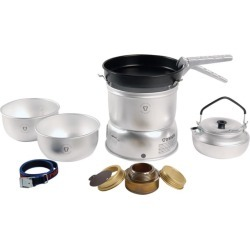 Trangia 27-4 Ultralight Alcohol Stove Kit With Kettle