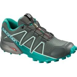 Salomon Women's Speedcross 4 Gtx Waterproof Trail Running Shoes - Size 8.5